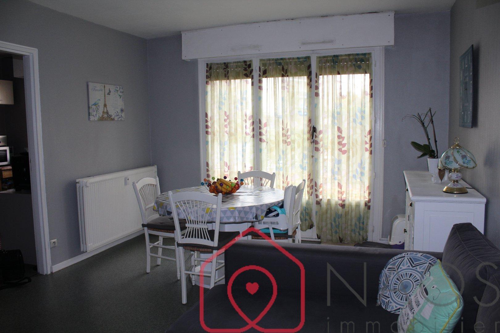 vente appartement 3 pièces MONTIGNY EN GOHELLE 62640