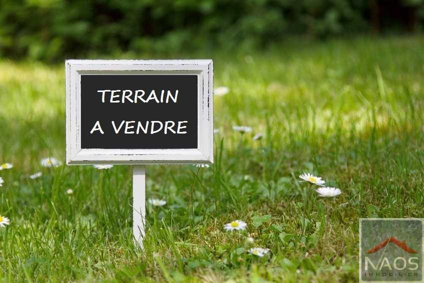 vente terrain VERVINS VERVINS 02140
