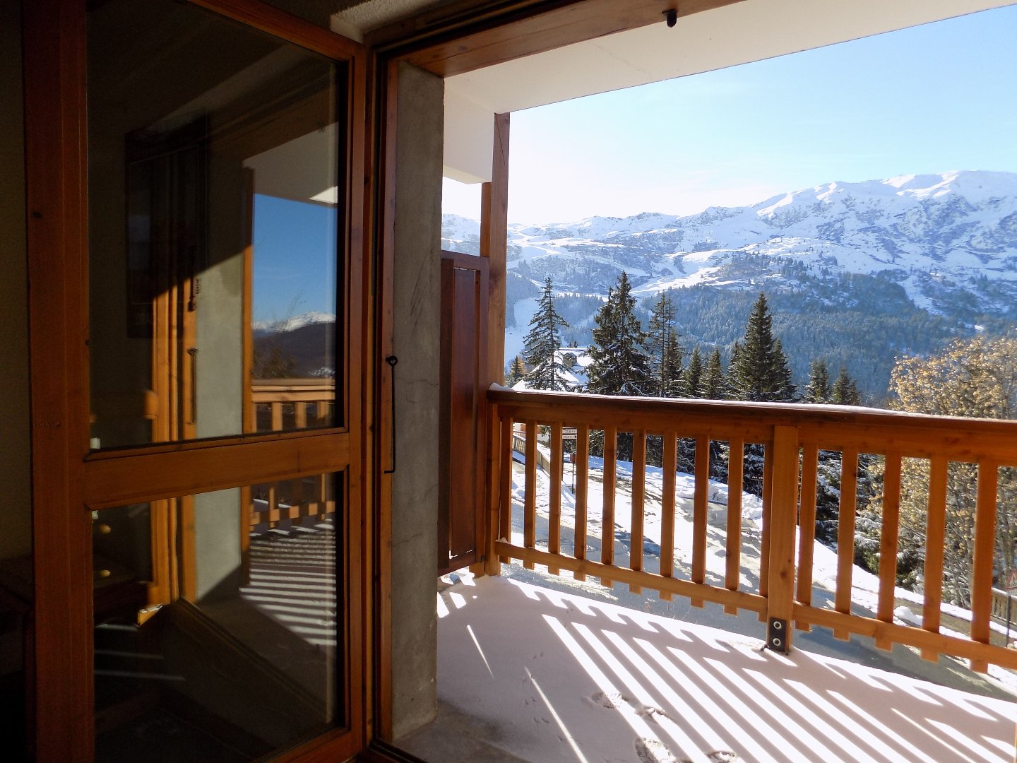 Nice location Chalet in Meribel