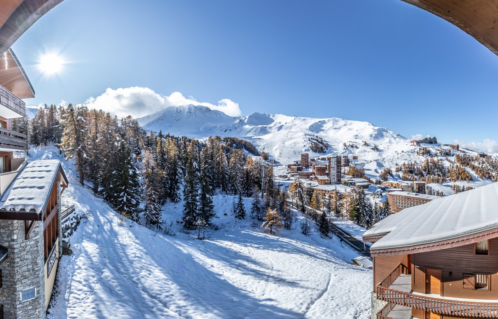 Photo of PLAGNE VILLLAGES - L'ASPEN