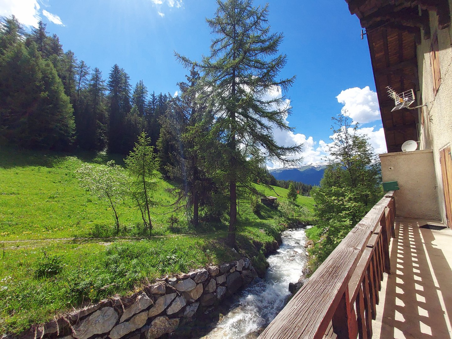LA ROCHE - Chalet with a lot of character, close to the slopes, with sauna and hammam! Accommodation in La Plagne