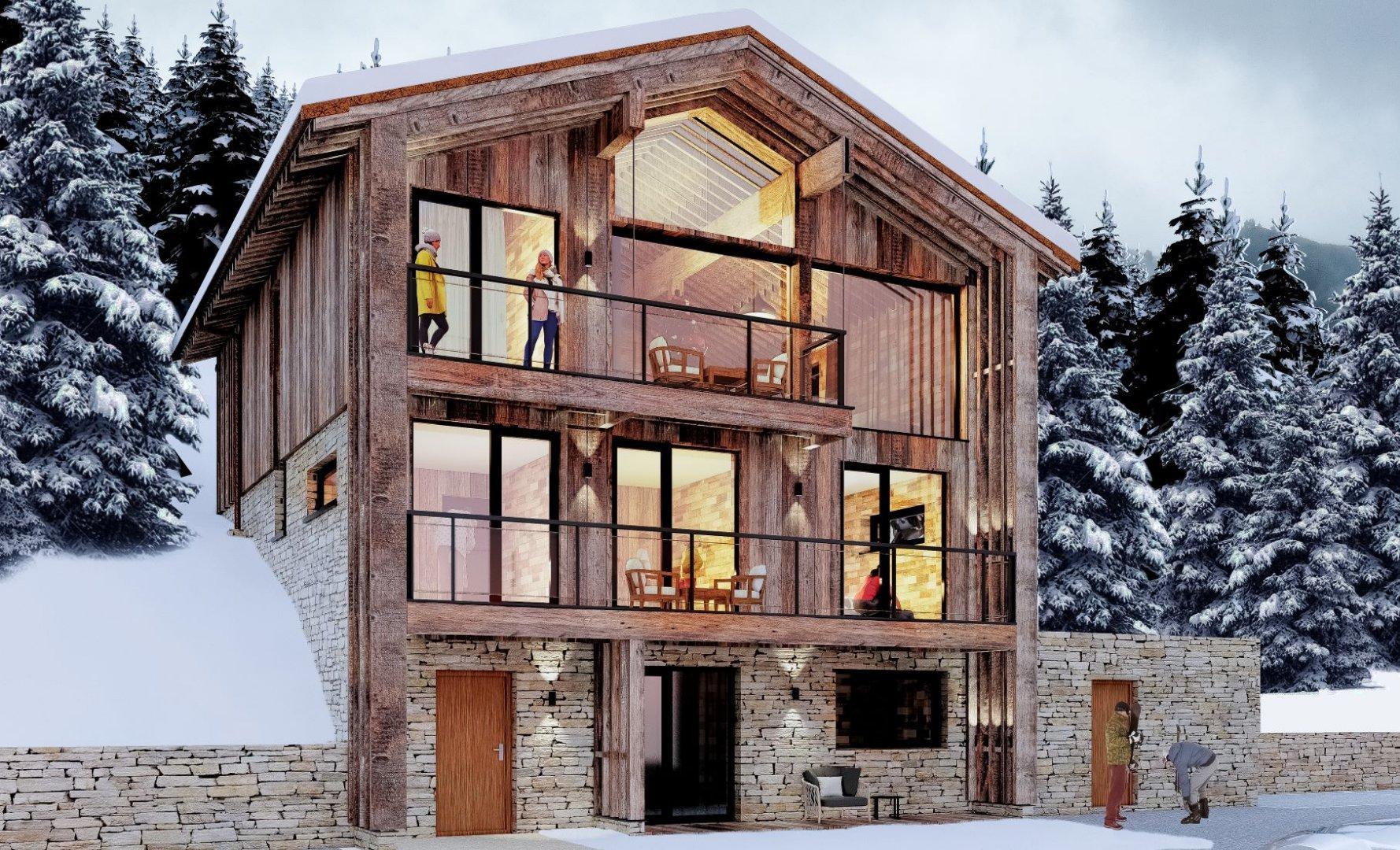 La Plagne accommodation chalets for sale in La Plagne apartments to buy in La Plagne holiday homes to buy in La Plagne